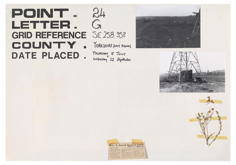 1971 panel display from point 24
