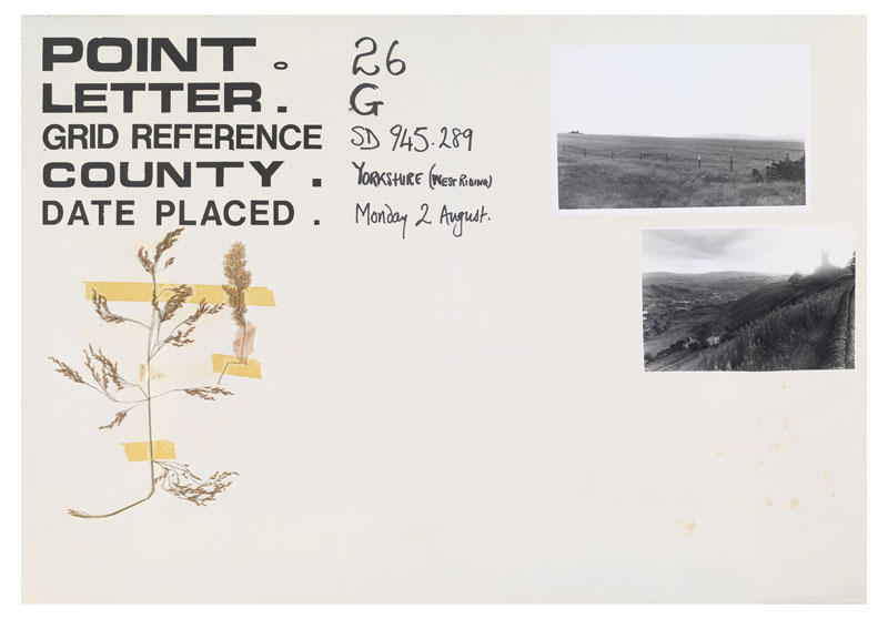 1971 panel display from point 26