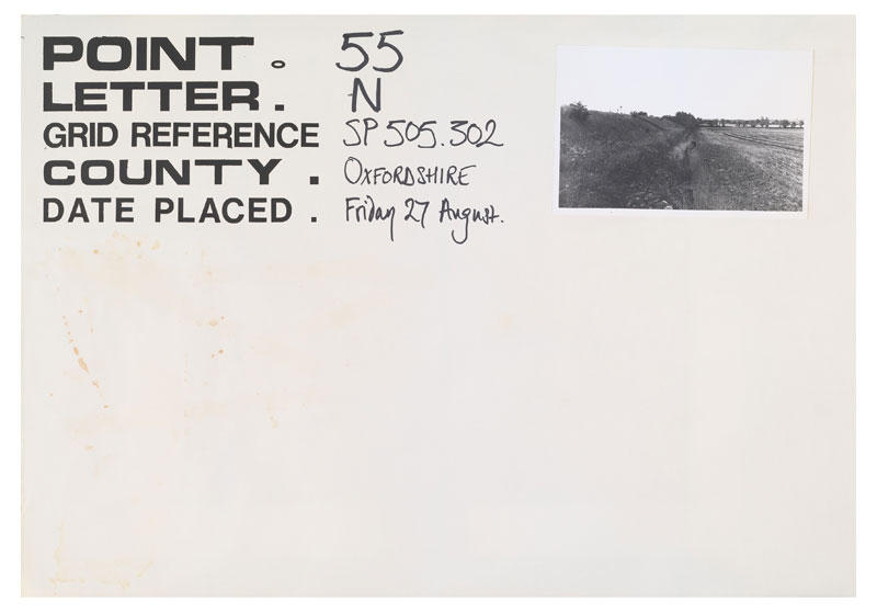 1971 panel display from point 55
